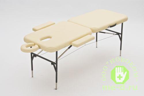 Стол массажный переносной со стальной рамой JFST01