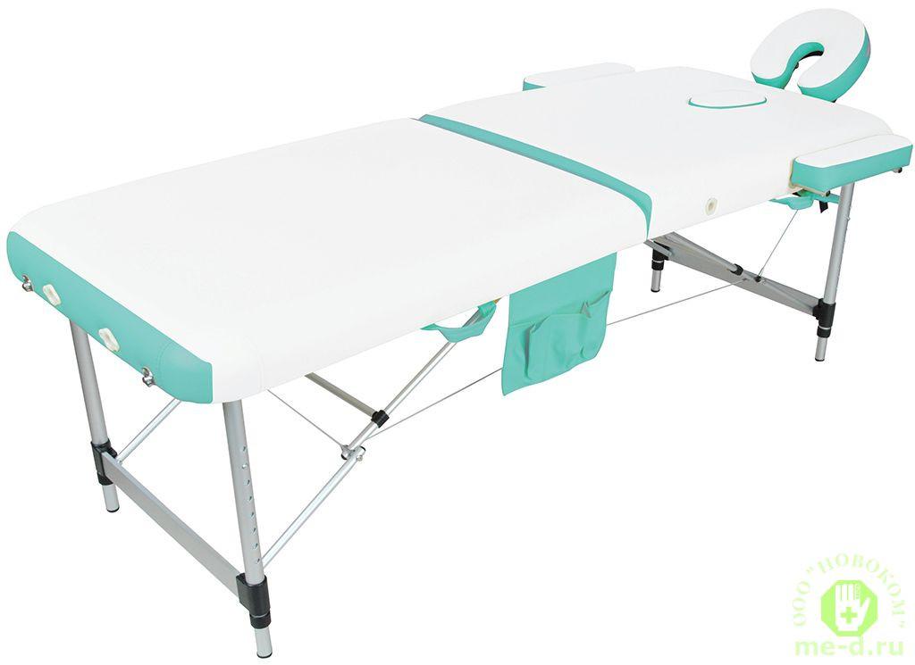 Стол массажный переносной с алюминиевой рамой JFAL01A