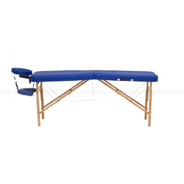 Стол массажный переносной с деревянной рамой JF-Advanta