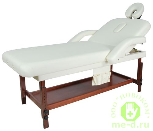 Медтехника Med-Mos Стол массажный стационарный с рамой из бука Atlantida (МСТ-7Л) Стол массажный стационарный с рамой из бука Atlantida (МСТ-7Л) (МСТ-7Л)
